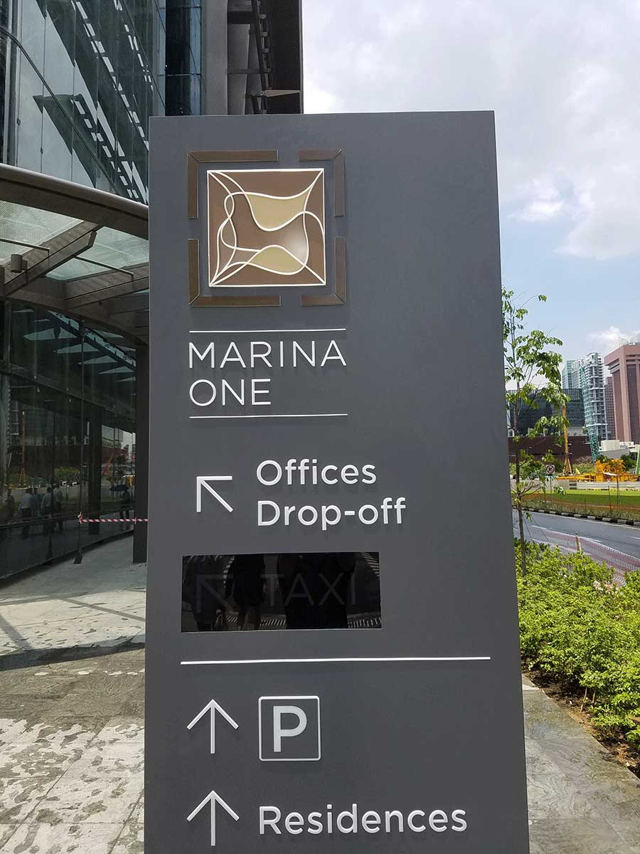 Marina One Singapore Devar Raised Access Flooring 5