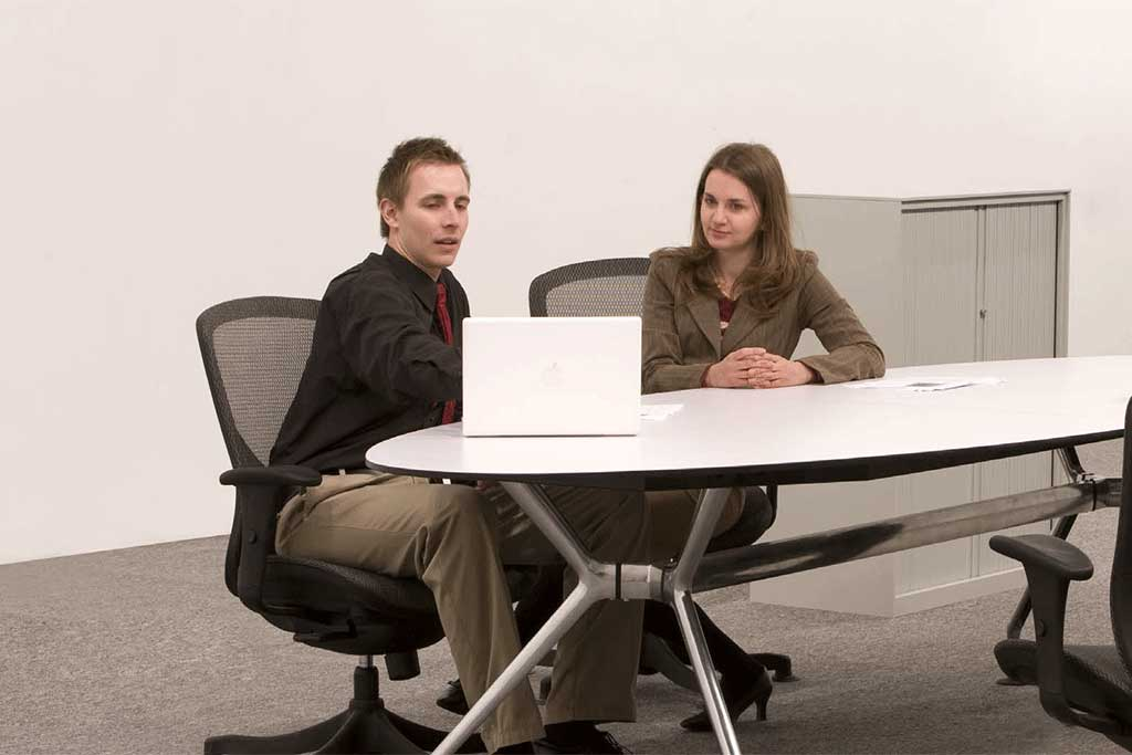 Office Partitions Furniture Meeting Table